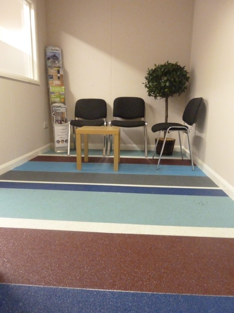 Resin Bound Indoor Flooring Sureset