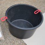 Mixing tub 40-litre bucket