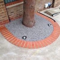Tree pit I Natural Aggregate I Sterling