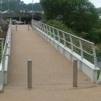 Bridge LandscapeI Natural Aggregate
