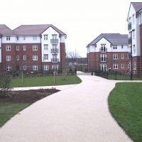 Housing estate | Pathway I Natural Aggregate
