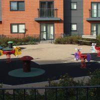 Housing Playground I Banbury | Natural Aggregate