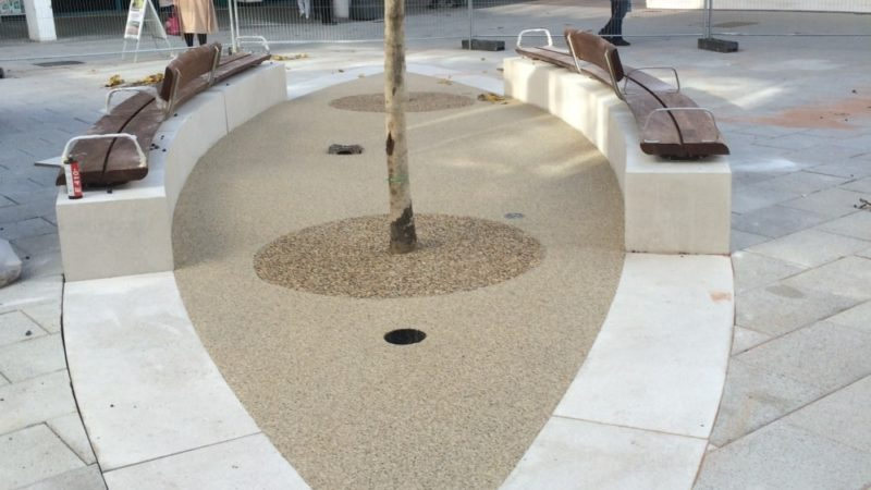 Resin Bound Tree Pits Sureset