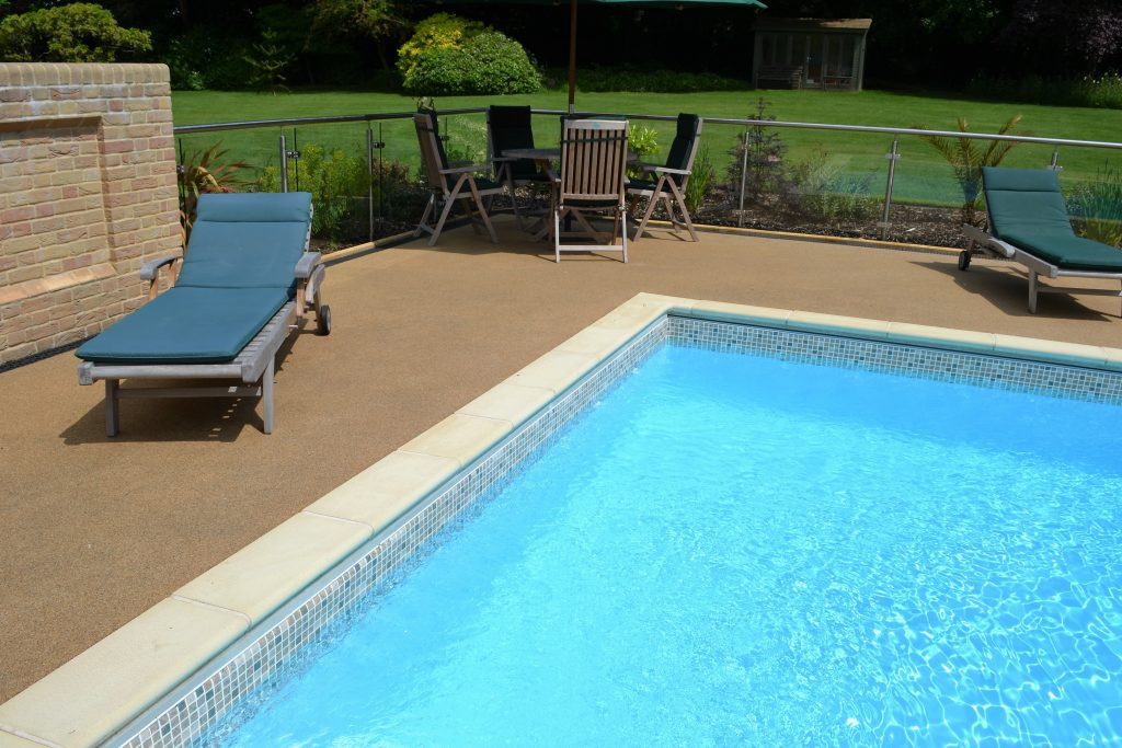 what is a pool what is the best surface for a pool surround sureset 5647