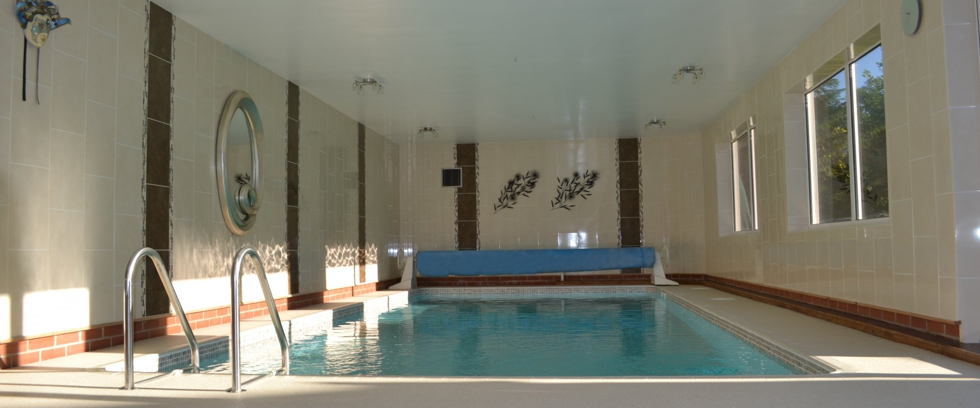 Indoor Swimming Pool Surround Sureset Permeable Paving
